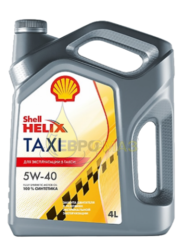 Helix Taxi 5w-40