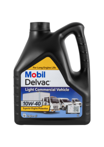 Mobil Delvac Light Commercial Vehicle 10W-40